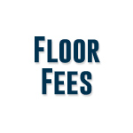 Atlantic Ballroom Dance Studio Floor Fees